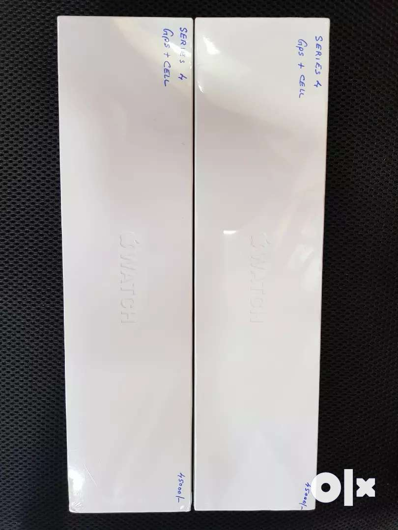 Apple iwatch series4 44mm spacegrey brand new 0