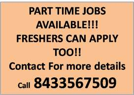 Freelancer/part Time/work From Home Types Data Entry Work