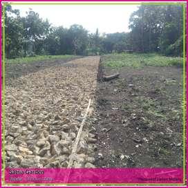 Dijual Tanah Area Tambun, 80-an m2: 12x Angsur Non Bunga