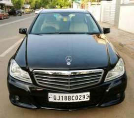 Mercedes-Benz New C-Class 2014 Diesel Well Maintained