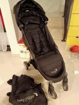Stroller Babyjogger city tour