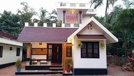 2BHK house 37.9 lks poonkunnam THRISSUR