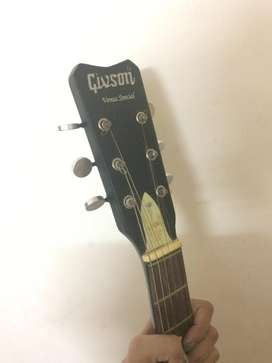 Acoustic Guitar with Case- 6000rs