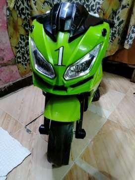 Charging bike