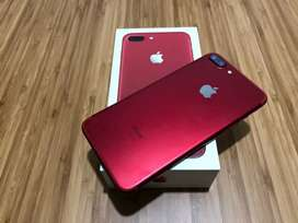 iPhone 7 Plus Red Colour limited edition 128gb with Full Kit
