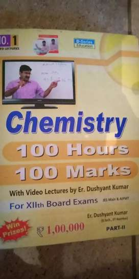 Chemistry 100 hours 100 marks