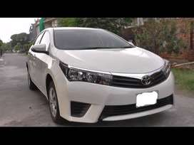 Toyota Corolla GLI 2016 on easy installment