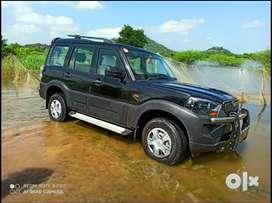 Mahindra Scorpio 2017  taxi plate Diesel 35000 Km Driven