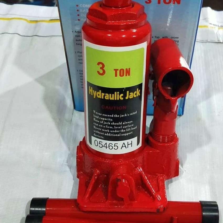 3 ton Bottle vertical Hydraulic dongkrak