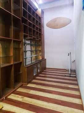 Ruko Baltos D2 H11 dekat Umama Galery (Lantai yang paling ramai)