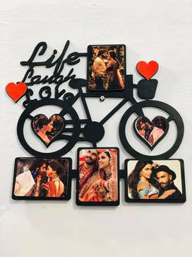 Valentines photo frame