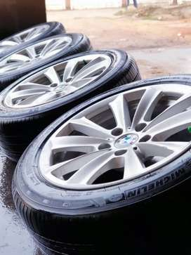 Used Original Alloy Wheel Avail Of all BMW AUDI MERCDESE JAGUAR TOYOTA