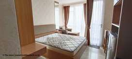 Top Floor Beautiful View Apartemen Menteng Park Studio Include SC