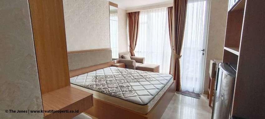 Top Floor Beautiful View Apartemen Menteng Park Studio Include SC 0