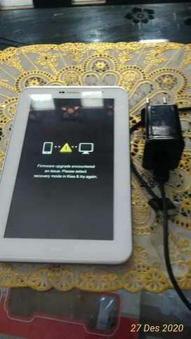 Samsung tab 2 7.0 p3100 stuck di firmware