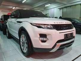 Range rover Evoque 2013 - dinamic luxury - NO PR siap pakai