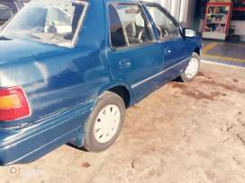 Hyundai Excel Good Condition AC