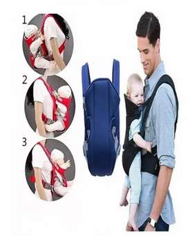 Baby Carrier Bag For Infants - Multi-Color