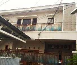 Rumah Kos kosan bangunan baru fasilitas lengkap