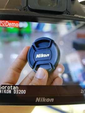 Kamera nikon d3200 kit 24mp