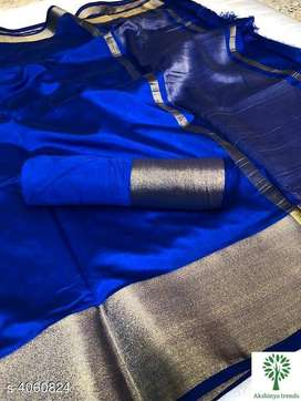Tussar silk Sarees cash on delivery available free shipping available