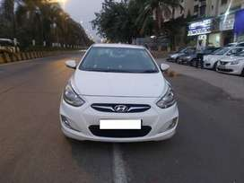 Hyundai Verna VTVT 1.6 AT SX Option, 2013, Petrol