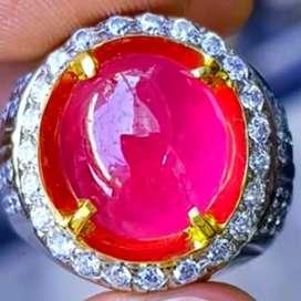 Ruby Mozambique Top Cristal