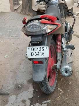 .Hero honda CBZ ( fixed price )  in veey good condition