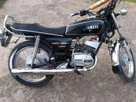 Yamaha RX 100 good like new bike