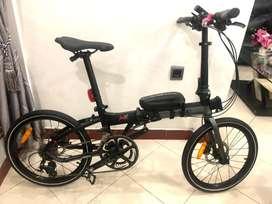 Sepeda Lipat Element Fold Xnine
