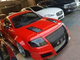 Audi TT th 2000 istimewa barang langka sering menang contest
