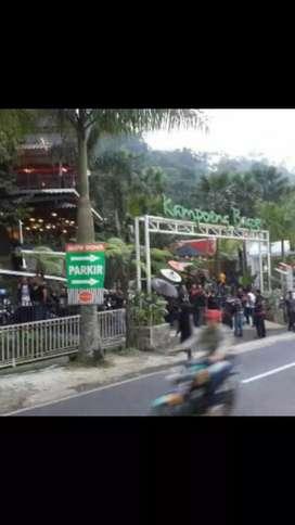 Tnh+Taman wisata yg Cantik & indah dipinggir jln Raya Sumedang-Subang