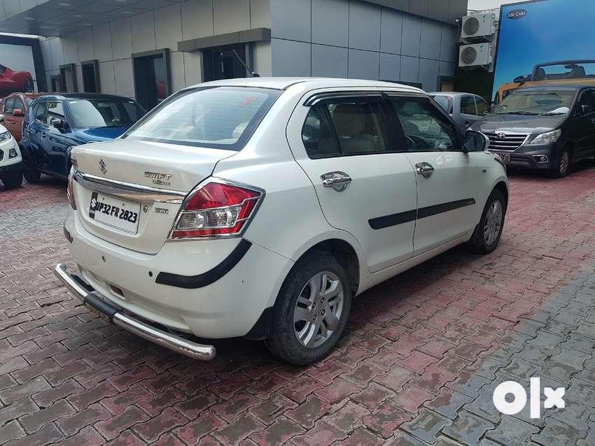 Maruti Suzuki Swift Dzire ZDi BS-IV, 2014, Diesel 0