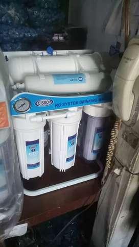 Mesin RO 500 gpd air minun ikan arwana