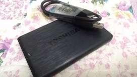 Toshiba 500GB External HD