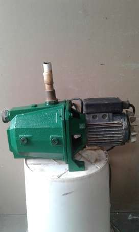 Mesin pompa air semi jet pump