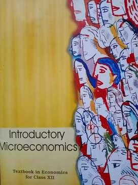 Introductory microeconomics for class 11(only cash)
