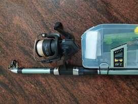 UFISH Fishing Rod Reel full kit