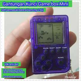 Gantungan Kunci Game Box Classic Game Retro Console 26 in 1 Mini
