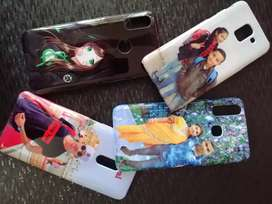3D Mobile Cover Print , High Quality Print , Lamination Available