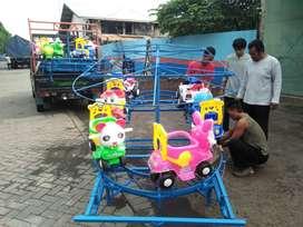 kereta panggung mainan anak EK wahana mobil mini campuran paling murah