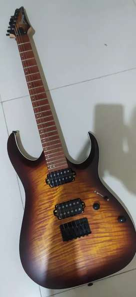 Ibanez RGA42FM Dragon Eye Burst like new
