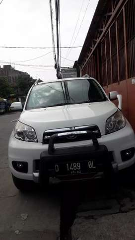 ISTIMEWA Terios TX 1.5 Manual Ac dobel