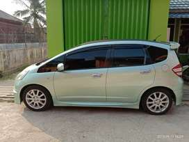 Jazz Hijau 2009 S upgrade RS