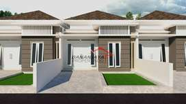 Rumah Cantik dekat kampus Janabadra Wates