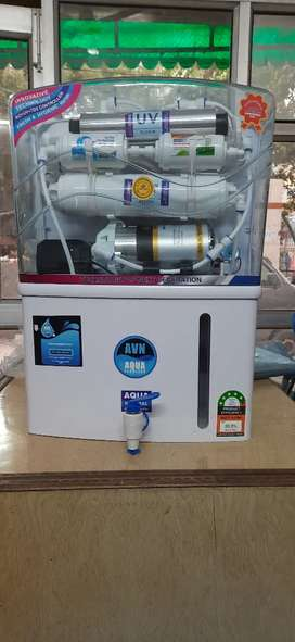 New Water purifier by AVN AQUA SERVICES