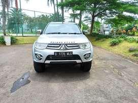 Mitsubihsi pajero sport exceed matic 2014 diesel