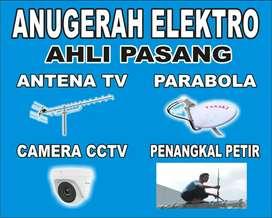 Toko Pasang Sinyal Antena Tv Digital Uhf