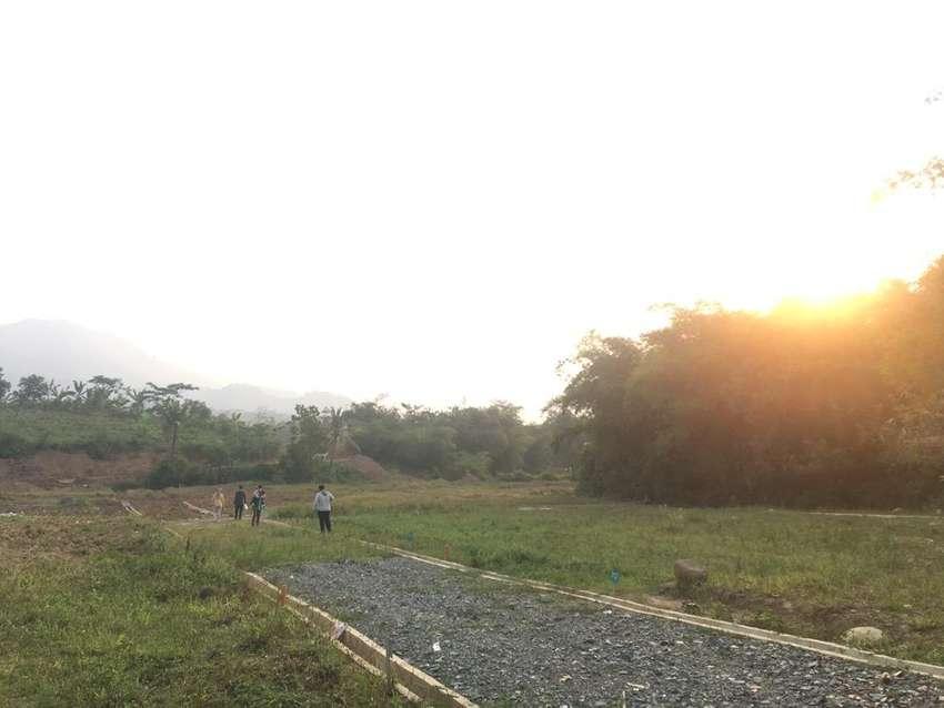 Kavling serbaguna view gunung di bogor cocok untuk berkebun