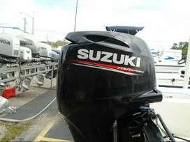 2017 -SUZUKI 90hp 4-STROKE OUTBOARD BOAT MOTOR